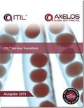 ITIL Service Transition, 2011 Edition
