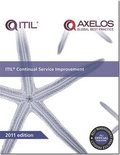 ITIL Continual Service Improvement, 2011 Edition