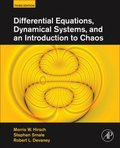 Differential Equations, Dynamical Systems, and an Introduction to Chaos