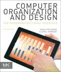 Computer Organization and Design: The Hardware/Software Interface