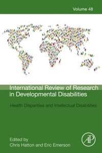 Health Disparities and Intellectual Disabilities