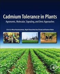 Cadmium Tolerance in Plants