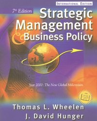Concepts In Strategic Management And Business Policy Globalization