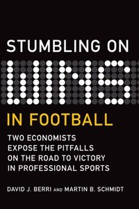 Stumbling On Wins in Football
