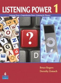 Value Pack: Listening Power 1 Student Book with Classroom Audio CD