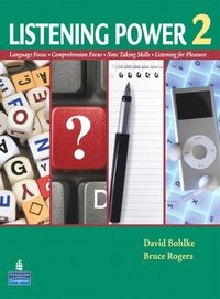 Value Pack: Listening Power 2 Student Book and Classroom Audio CD