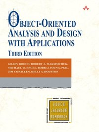 Object-Oriented Analysis and Design with Applications