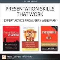 Win pdf jerry weissman to presenting