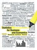 Statistics for Business and Economics Plus MyStatLab -- Access Card Package