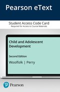 Child and Adolescent Development, Enhanced Pearson eText -- Access Card