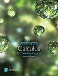 Calculus: A Complete Course Plus MyMathLab with Pearson eText -- Access Card Package
