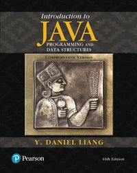 Introduction to Java Programming and Data Structures, Comprehensive Version Plus Mylab Programming with Pearson Etext -- Access Card Package [With Acc
