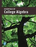 Essentials of College Algebra Plus Mylab Math with Pearson Etext -- Access Card Package