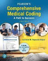 Pearson's Comprehensive Medical Coding Plus Mylab Health Professions with Pearson Etext -- Access Card Package [With Access Code]