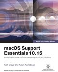 macOS Support Essentials 10.15 - Apple Pro Training Series