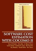 Software Cost Estimation with COCOMO II (paperback)