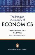 The Penguin Dictionary of Economics 8th Edition