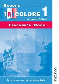 Encore Tricolore Nouvelle 1 Teacher's Book