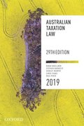 Australian Taxation Law 2019