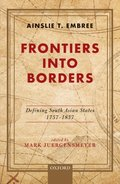 Frontiers into Borders