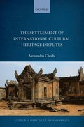 Settlement of International Cultural Heritage Disputes