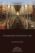 Comparative Succession Law