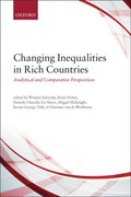 Changing Inequalities in Rich Countries