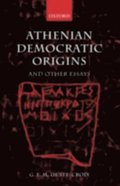 Athenian Democratic Origins and Other Essays