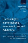 Human Rights in International Investment Law and Arbitration