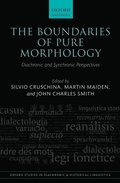 Boundaries of Pure Morphology: Diachronic and Synchronic Perspectives