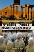 World History of Ancient Political Thought