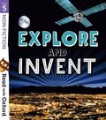 Read with Oxford: Stage 5: Non-fiction: Explore and Invent