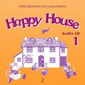 Happy House 1: Audio CD (British English)