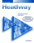 New Headway: Pre-Intermediate: Teacher's Book