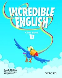 Incredible English 1: Class Book