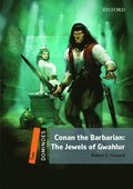 Dominoes: Two: Conan the Barbarian: The Jewels of Gwahlur Audio Pack