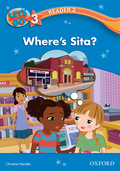 Where's Sita? (Let's Go 3rd ed. Level 3 Reader 2)