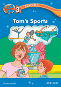 Tom's Sports (Let's Go 3rd ed. Level 3 Reader 8)