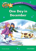 One Day in December (Let's Go 3rd ed. Level 4 Reader 5)