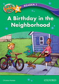 Birthday in the Neighborhood (Let's Go 3rd ed. Level 4 Reader 7)