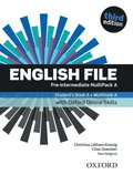 English File: Pre-Intermediate: Student's Book/Workbook MultiPack A with Oxford Online Skills