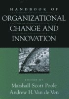 Handbook of Organizational Change and Innovation