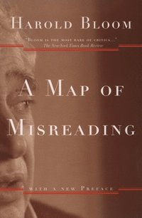 A Map of Misreading