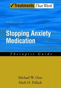 Stopping Anxiety Medication Therapist Guide