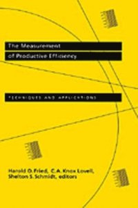 Measurement of Productive Efficiency
