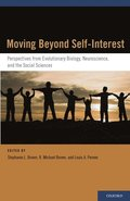 Moving Beyond Self-Interest