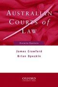 Australian Courts of Law 4e