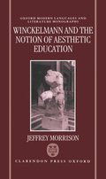 Winckelmann and the Notion of Aesthetic Education