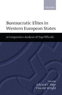 Bureaucratic Elites in Western European States