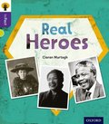 Oxford Reading Tree inFact: Level 11: Real Heroes